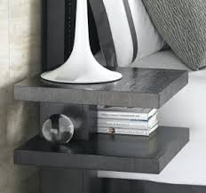 Designer Nightstands - antique nightstands and bedside tables modern metal nightstands
