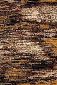 Chocolate Brown Area Rugs Handcraft Rugs Chocolate Brown Gold Abstract