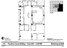 Lenox Floor Plan 3379 Peachtree Rd Ne Atlanta Ga 30326