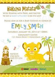 the lion king baby shower invitations theruntime com