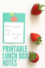sending fruit printable lunch box notes lunch box lunches and note