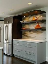 55 Open Kitchen Shelving Ideas With Closed Cabinets Open Shelves