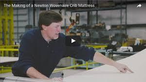 Dimensions Of A Baby Crib Mattress by Newton Crib Mattress Safe Breathable U0026 Organic