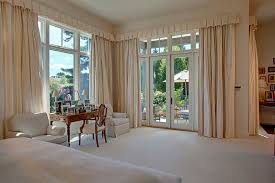 Patio Door Valance Ideas Curtains And Drapes Ideas Bedroom Traditional With Patio Doors