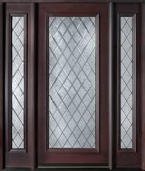 Prehung Exterior Doors Front Door Designs For Houses Exterior Glass Inserts Interior Wood