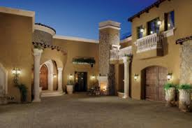 9 mediterranean exterior house color combinations the best