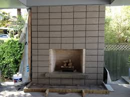 Outdoor Cinder Block Fireplace Plans - outdoor fireplace gallery hamilton bricklayers