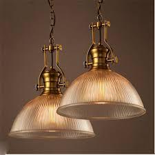 Industrial Glass Pendant Light Nordic Creative Industrial Lighting Edison Pendant L Retro