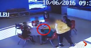 Slamming Head On Desk Daycare Teacher Fired For Slamming Students U0027 Heads Into Desk