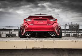 lexus rc aftermarket 2015 gordon ting lexus rc 350 f sport hd pictures carsinvasion com