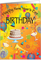 new year s greeting card birthday on new year s cards from greeting card universe