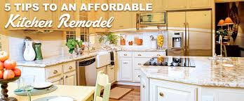 5 tips to an affordable kitchen remodel marsh furniture