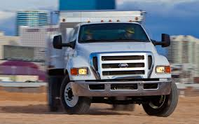 Ford Diesel Dump Truck - 2012 ford f 650 dump truck first test motor trend
