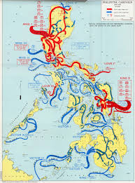 World War Ii Map by Image Result For Map Of Philippines 1945 Wwii Pinterest