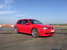 volkswagen red used 2002 volkswagen golf gti mk3 mk4 anniversary for sale in