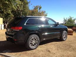 diesel jeep cherokee the official black forest green grand cherokee diesel thread