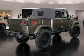 jeep fc concept automotiveblogz jeep wrangler crew chief concept