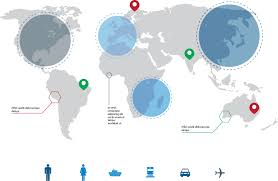 download free prezi templates a useful world map to have in your