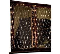 buy 160 net decoration lights clear at argos co uk
