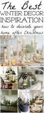 best 25 winter home decor ideas on pinterest christmas house winter decorations winter table ideas more