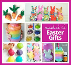 easter gifts 10 diy easter basket gifts made with essential oils
