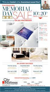 memorial day bed sale day sale city mattress hamburg ny
