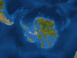 Antarctica World Map by What The World Would Look Like If All The Ice Melted What The