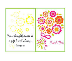 thank you card for 30 free printable thank you card templates wedding graduation