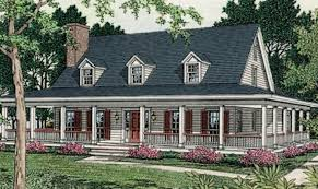 country house plans one story one story country house plans with porches ideas house plans 40277