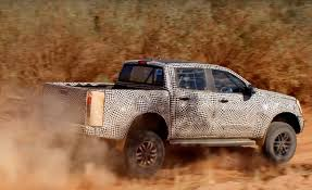 road ford ranger raptor ranger confirmed in road test run by ford