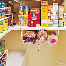 Kitchen Pantry Shelving by Best 20 Bread Storage Ideas On Pinterest Kitchen Pantry Storage