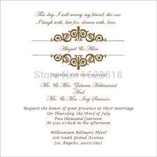 sle of wedding ceremony program sle wedding invitations popular wedding invitation 2017