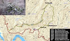 Smoky Mountains Map Great Smoky Mountains National Park Hurt So Good Bunker Hill