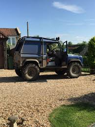 jaguar land rover defender ebay find of the week v8 petrol land rover defender carwitter