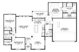 beauvoir floorplan manuel builders popular floor plans