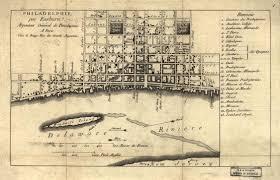 Philadelphia Pennsylvania Map by 1775 To 1779 Pennsylvania Maps
