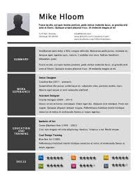Publisher Resume Templates 49 Creative Resume Templates Unique Non Traditional Designs