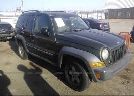 2006 green jeep liberty 1j4gl48kx6w235475 clear green jeep liberty at oklahoma city ok on