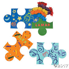 halloween jigsaw puzzle diy gigantic bulletin board puzzle