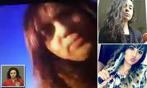 Historical Photos Circulating Depict Women Obdulia Sanchez Arrested After Live Streaming Fatal Crash Daily