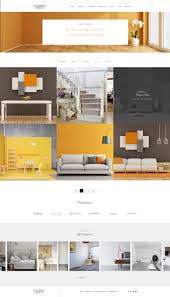 Creative Interior Design Interior Design Psd Template By Voidthemes Themeforest