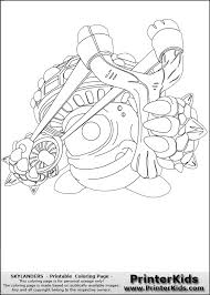 skylander giants coloring pages to print mediafoxstudio com