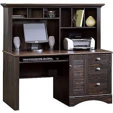 Black Computer Desk Black Computer Desk And Hutch