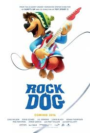 new movies on dvd rock dog 2016 rock dog movie review film summary 2017 roger ebert