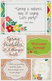 Welcome Home Banners Printable by 35 Free Printables For Spring U0026 Easter Yellow Bliss Road