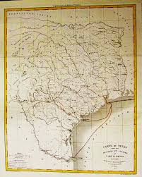 Old Texas Map Prints Old U0026 Rare Texas Page