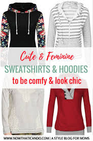 cute u0026 feminine sweatshirts under 30 for the chic stay at home