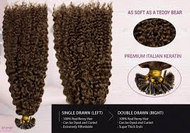keratin hair extensions keratin wave hair extensions airyhair