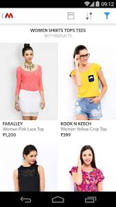 fashion e shop myntra for android