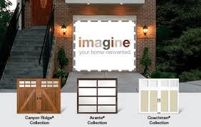Garage Door Designs Clopay Garage Door Imagination System